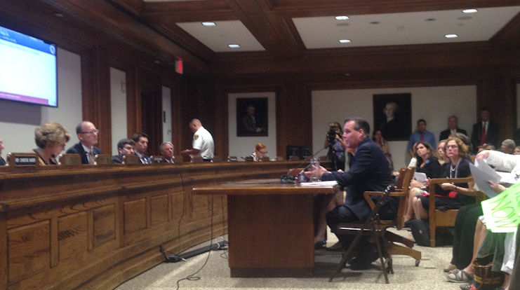 Sen. Timilty pushes for tanning restrictions bill