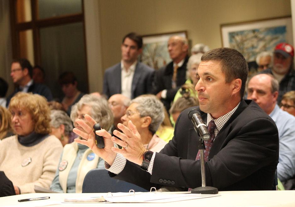 Energy and Environmental Affairs Secretary Matthew