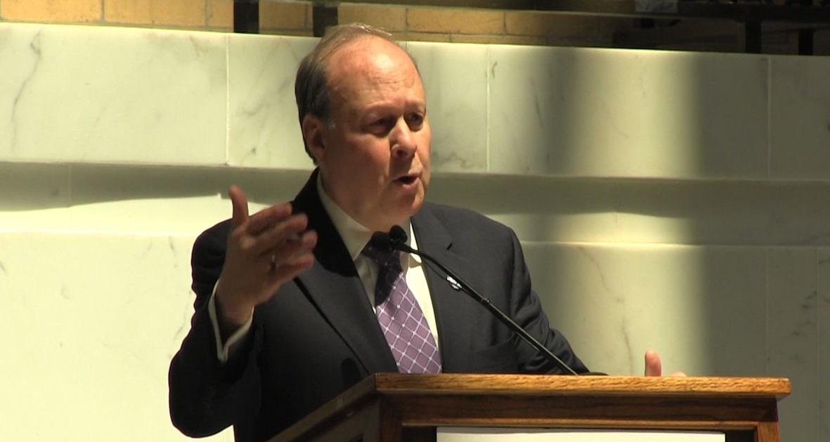 Senate President Stanley Rosenberg  [Photo: Antoni