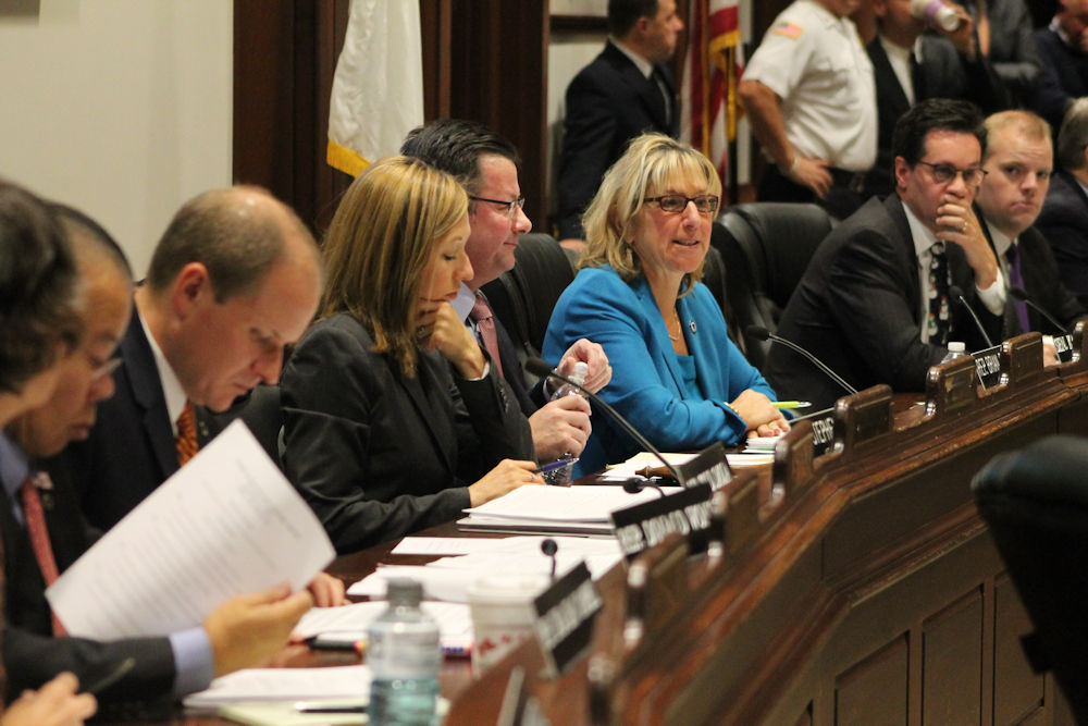 State budget writers convened Monday for a hearing