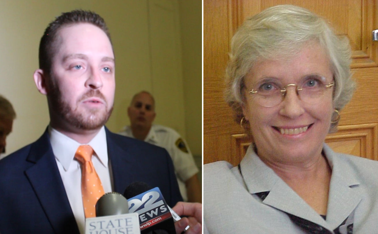 Sen. Patricia Jehlen and Rep. Mark Cusack were cho
